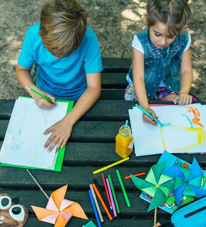 Creative Expression, Arts and Craft Supplies