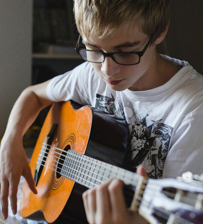 Music Maestro, One-on-one tuition
